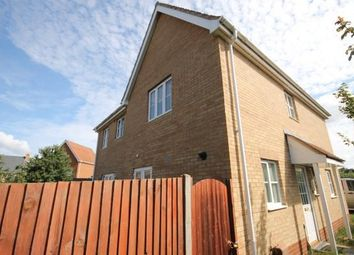 Thumbnail 2 bed property to rent in Caddow Road, Norwich