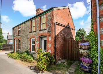 Thumbnail 2 bed semi-detached house for sale in Cusop, Hay On Wye
