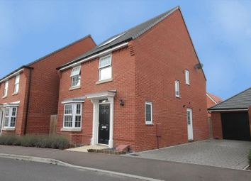 Thumbnail 4 bed property for sale in Larwood Way, Horsford, Norwich