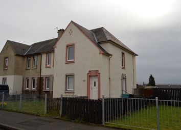 Thumbnail 2 bed flat for sale in Belvidere Crescent, Bellshill, Lanarkshire