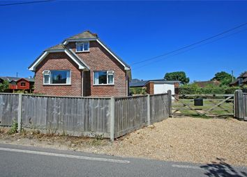 3 bed property for sale in Bull Hill, Pilley, Lymington SO41