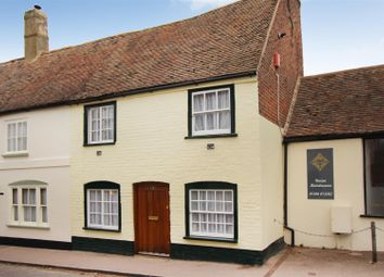 Thumbnail 2 bed terraced house for sale in The Street, Ash, Canterbury