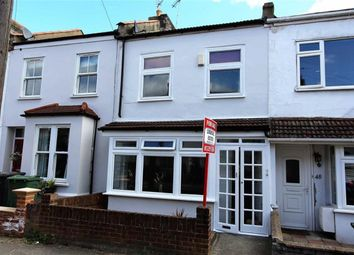 Thumbnail 2 bedroom terraced house for sale in Stanley Road, North Chingford, London