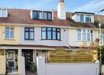 Thumbnail 7 bedroom terraced house for sale in Leighon Road, Paignton