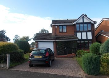 4 bed detached house for sale in Ashby Close, Hodge Hill. Birmingham B8