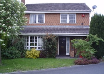 Thumbnail 4 bed detached house to rent in Charbury Court, Bramcote