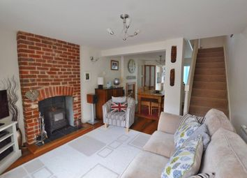 Thumbnail 2 bed end terrace house for sale in Stoney Common, Stansted