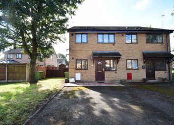 Thumbnail 1 bed flat for sale in Chestnut Close, Whitchurch