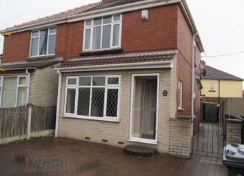 Thumbnail 2 bed semi-detached house for sale in Tennyson Avenue, Doncaster