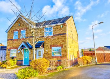 Thumbnail 2 bed semi-detached house for sale in Mill Lane, Huthwaite, Sutton-In-Ashfield