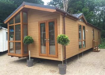 Thumbnail 3 bed mobile/park home for sale in Stately Arundel, Plas Coch Holiday Homes, Llanedwen