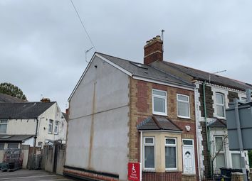 Thumbnail 2 bedroom end terrace house for sale in Paget Street, Cardiff