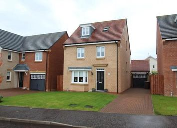Thumbnail 4 bed detached house for sale in Earls Bridge Gardens, Irvine, North Ayrshire