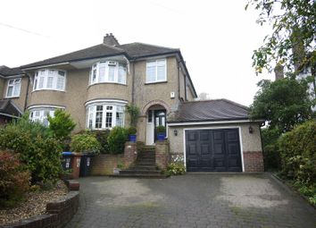 Thumbnail 4 bedroom semi-detached house for sale in Hill Rise, Cuffley, Potters Bar
