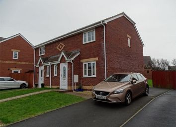 Thumbnail 3 bed semi-detached house for sale in 281 Pant Bryn Isaf, Llwynhendy, Llanelli, Carmarthenshire