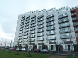 Thumbnail 2 bedroom flat to rent in Glasgow Harbour Terraces, Glasgow