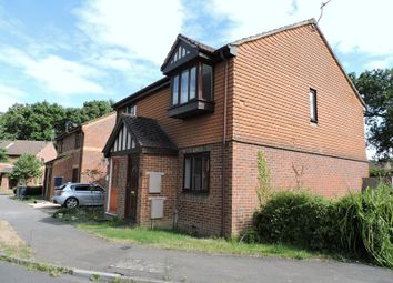 Thumbnail 2 bedroom end terrace house to rent in Aghemund Close, Chineham, Basingstoke