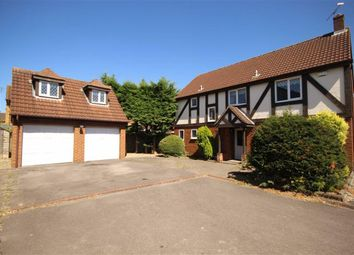 Thumbnail 5 bed detached house for sale in Cottars Close, Stratton, Wiltshire