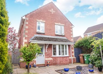 Thumbnail 4 bed detached house for sale in Rhodfa Glascoed, Blackwood