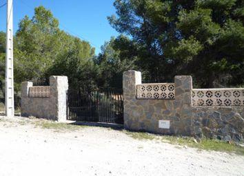 Thumbnail Land for sale in Tibi, Alicante, Spain