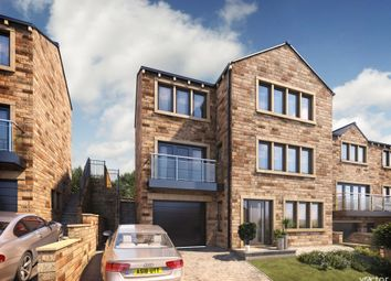 Thumbnail 4 bed detached house for sale in Upper Croft, Broad Lane Farm, Upperthong