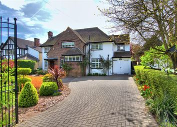 Thumbnail 4 bedroom detached house for sale in Bunkers Hill, Huntingdon Road, Girton, Cambridge