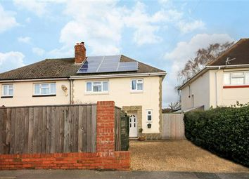 Thumbnail 3 bed semi-detached house to rent in Trinidad Cresent, Parkstone, Poole