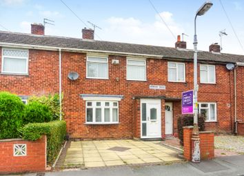 Thumbnail 3 bed terraced house for sale in Almond Grove, Wrexham