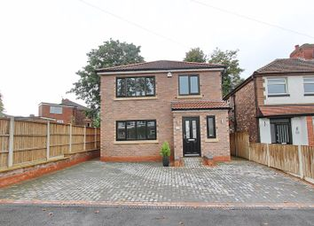 Thumbnail 3 bed detached house for sale in Ludlow Avenue, Whitefield, Manchester