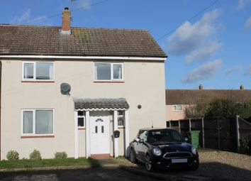 Thumbnail 3 bed semi-detached house for sale in Boscombe Road, Watton, Thetford