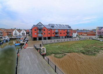 Thumbnail 2 bed flat for sale in Lord Nelson Court, Walter Radcliffe Road, Wivenhoe, Colchester, Essex