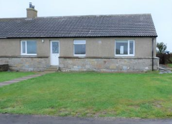 Thumbnail 3 bed semi-detached house for sale in Harrold Cottages, Reiss, Wick