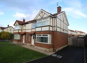 Thumbnail 3 bedroom semi-detached house for sale in Stratford Road, Bangor