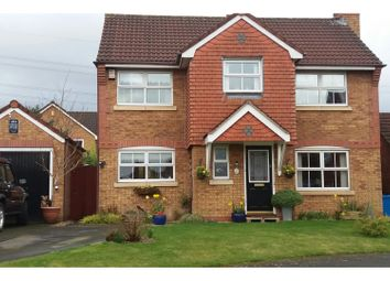 Thumbnail 4 bed detached house for sale in Chatteris Park, Runcorn