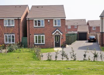 Thumbnail 4 bed detached house for sale in Deer Park Drive, Birmingham