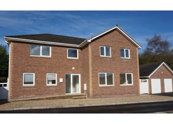 Thumbnail 4 bed detached house for sale in Newtown Close, Ammanford