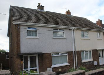 Thumbnail 3 bed semi-detached house for sale in Penllech, Llanelli