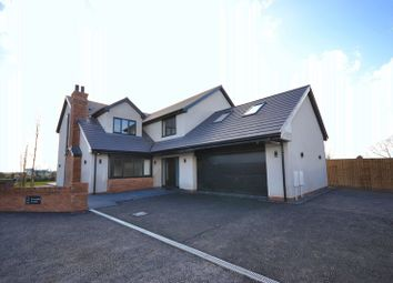 Thumbnail 5 bed detached house for sale in Two Lunds Lane, Much Hoole
