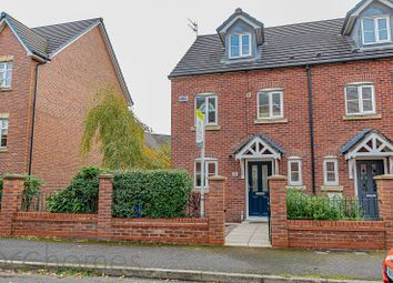 Thumbnail 4 bed town house for sale in Gadfield Grove, Atherton, Manchester