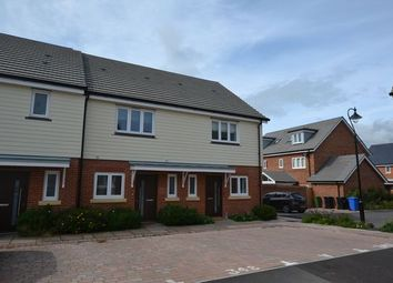 Thumbnail 2 bed terraced house to rent in Willowbourne, Fleet