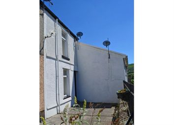 Thumbnail 2 bedroom end terrace house for sale in Ystrad Road, Pentre, Mid Glamorgan