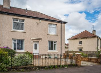 Thumbnail 2 bedroom flat for sale in Gorget Avenue, Knightswood