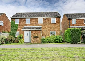Thumbnail 3 bed detached house for sale in Masefield Avenue, Eaton Ford, St. Neots