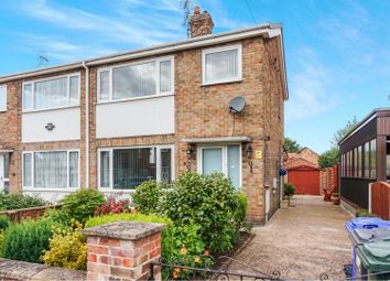 3 bed semi-detached house for sale in Ashburnham Road, Thorne, Doncaster DN8
