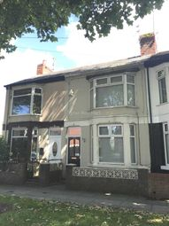 Thumbnail 3 bedroom terraced house to rent in Stanley Park Avenue South, Walton, Liverpool