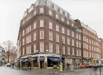 Thumbnail 1 bedroom flat to rent in Basildon Court, 28 Devonshire Street, Marylebone, London