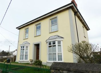 Thumbnail 5 bed detached house for sale in Banc Pendre, Kidwelly, Carmarthenshire