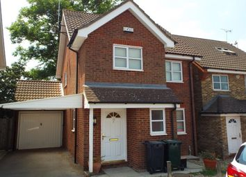 Thumbnail 3 bed property to rent in Elmhurst Close, Ashford