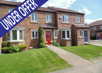 Thumbnail 2 bed town house for sale in Boynton Garth, Driffield