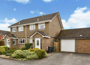 Thumbnail 2 bed semi-detached house for sale in Ethelbert Drive, Charlton, Andover